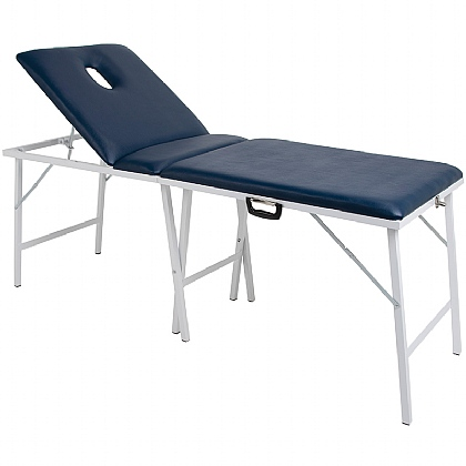 Portable treatment couch