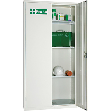 Full Height Metal Cabinet Locker