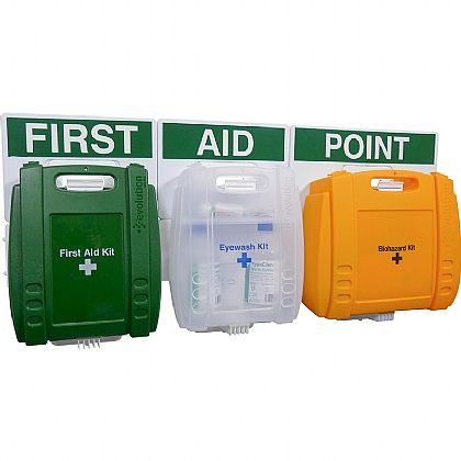 1-10 Persons Comprehensive First Aid Point