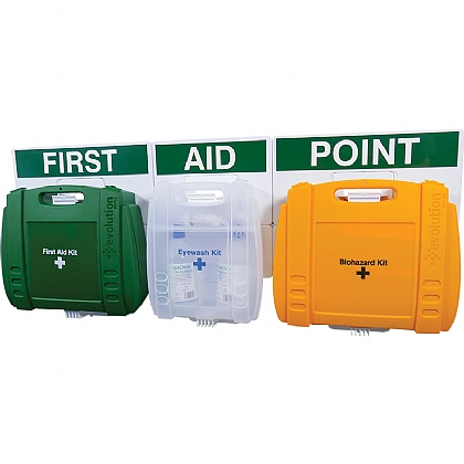 21-50 Persons Comprehensive First Aid Point