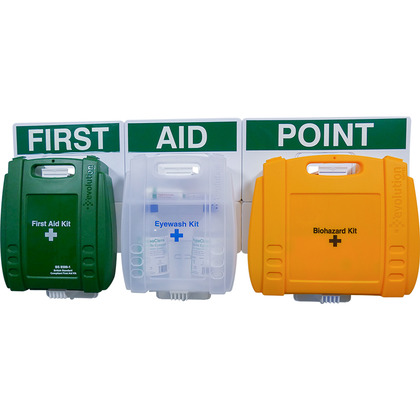Evolution Comprehensive First Aid Point BS 8599 Compliant, Small