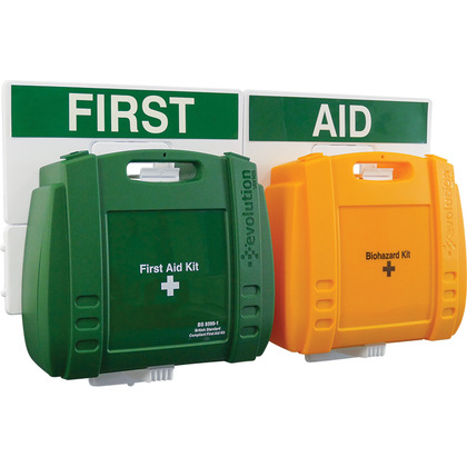 Evolution First Aid & BioHazard Point, Large