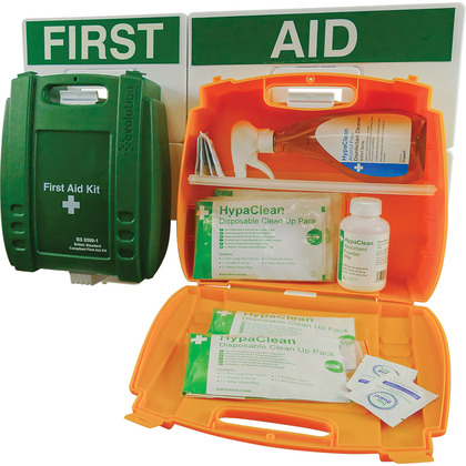 Evolution First Aid & BioHazard Point, Medium