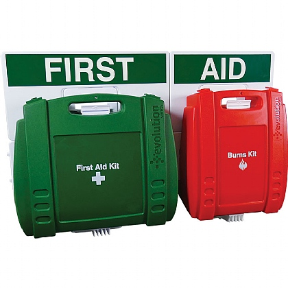 Evolution First Aid & Burns Point, Large