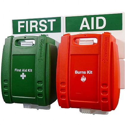 Evolution First Aid & Burns Point, Medium