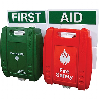 First Aid and Fire Safety Point, Medium