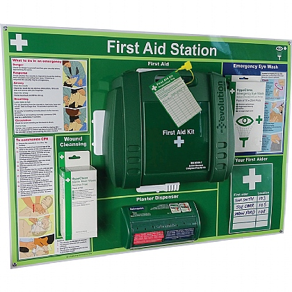 Evolution First Aid Station, Large