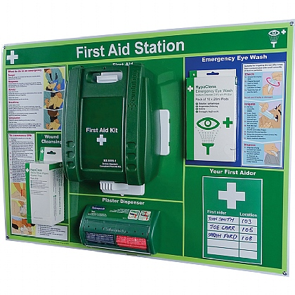 Evolution First Aid Station, Medium