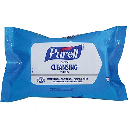 Purell Skin Cleansing Wipes