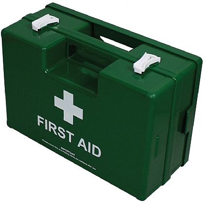 HSE 50+ Person First Aid Kit in Deluxe ABS Case