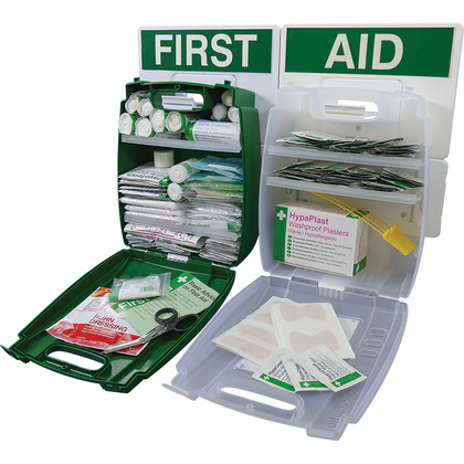 Evolution First Aid and Plaster & Wipe Point, Medium