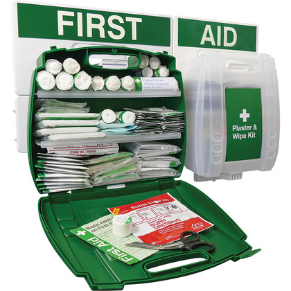 Evolution First Aid and Plaster & Wipe Point, Large