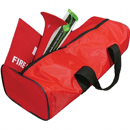 Fire Safety Kit in Bag