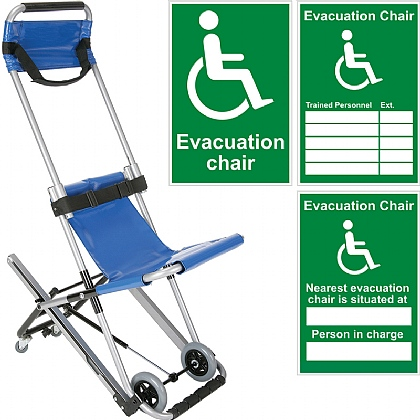 Evacuation Chair Bundle