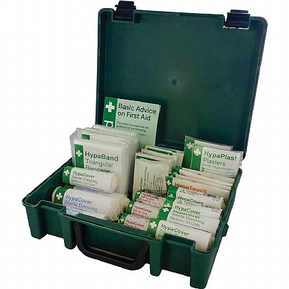 HSE 11-20 Person Workplace First Aid Kit, Medium
