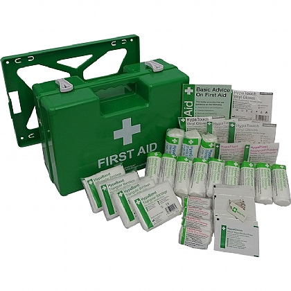 HSE 11-20 Person First Aid Kit in Deluxe ABS Case