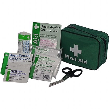Personal Issue First Aid Kit in Nylon Case