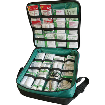 BS 8599 Compliant First Response First Aid Kit, Medium