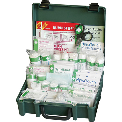 Workplace First Aid Kit BS8599 Compliant, Medium