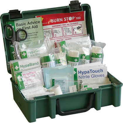 Workplace First Aid Kit BS8599 Compliant, Small