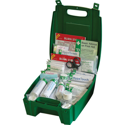 Evolution Workplace First Aid Kit BS8599 Compliant - Medium