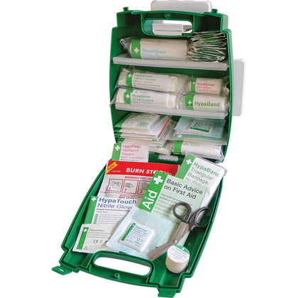 Evolution Plus British Standard Compliant Workplace First Aid Kit, Medium
