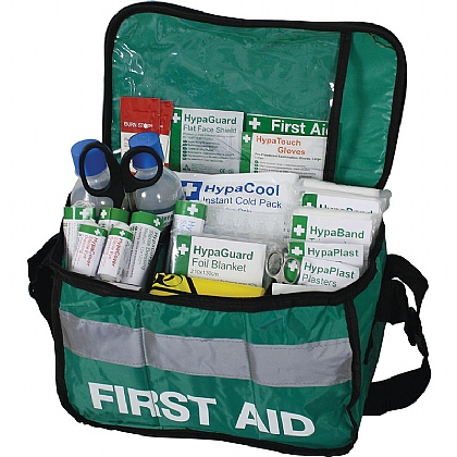 Comprehensive Haversack First Aid Kit