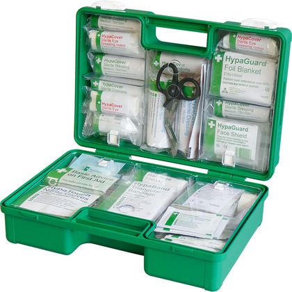 BS 8599 Compliant Deluxe Workplace First Aid Kit, Large
