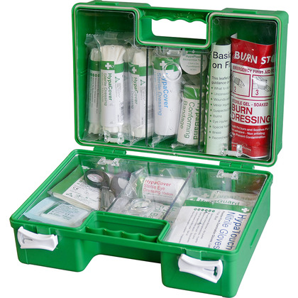 BS 8599 Compliant Deluxe Workplace First Aid Kit, Small