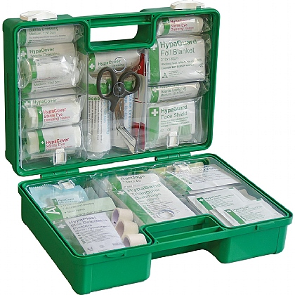 Deluxe BS 8599 Compliant Catering First Aid Kit, Large