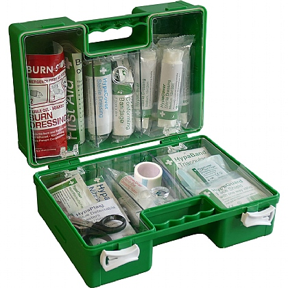 Deluxe BS 8599 Compliant Catering First Aid Kit, Small