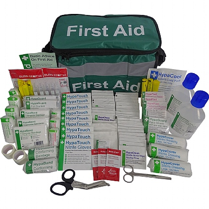 British Standard Compliant First Aider Haversack (Comprehensive)