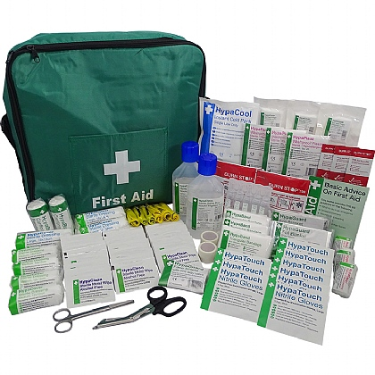 BS Compliant Comprehensive First Response Kit