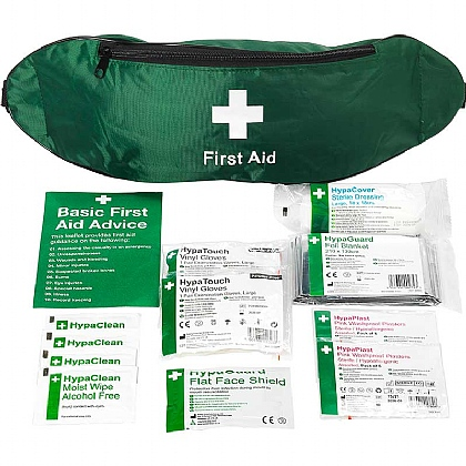 Personal Sports First Aid Kit