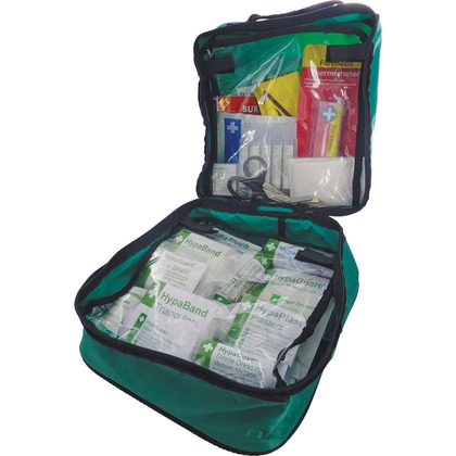 BS 8599 Compliant Primary School First Aid Kit, Soft Case