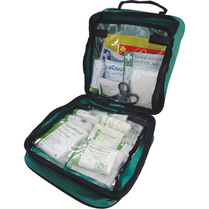 BS 8599 Compliant Secondary School First Aid Kit- Soft Case