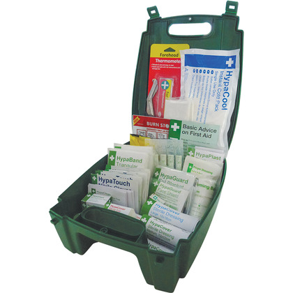 BS 8599 Compliant Primary School First Aid Kit, Evolution Hard Case