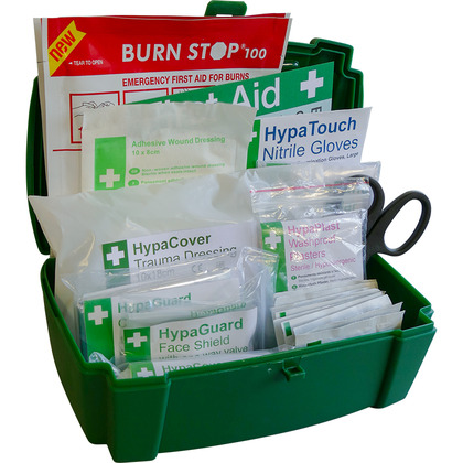 BS 8599-2 Car and Taxi First Aid Kit in Evolution Case