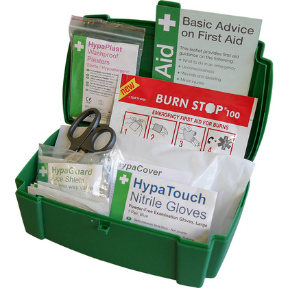 BS8599-2 Motorcycle First Aid Kit in Case