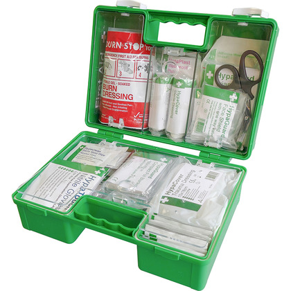 BS8599-2 Minibus and Bus First Aid Kit in Heavy Duty ABS Box