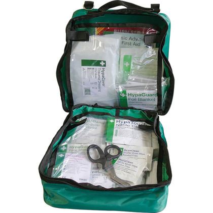 Minibus and Bus First Aid Kit in Grab Bag
