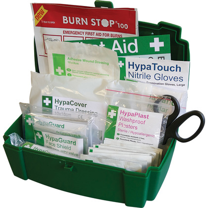 BS8599-2 Truck and Van First Aid Kit in Case