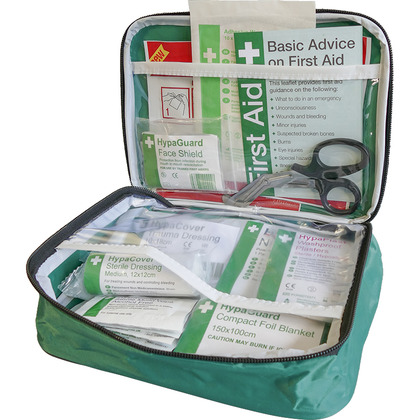 BS8599-2 Truck and Van First Aid Kit in Pouch