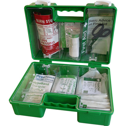 Truck and Van First aid Kit in ABS Case