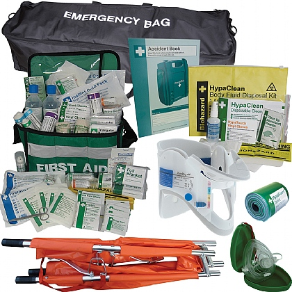 Full Emergency Kit (With Stretcher)