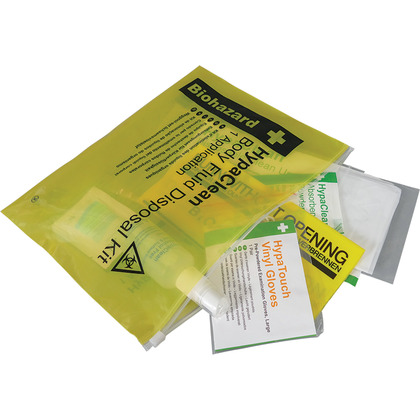 Body Fluid 1 Application Kit in Vinyl Zip Bag