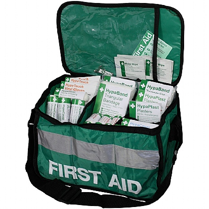 Haversack 1-10 Persons Statutory First Aid Kit