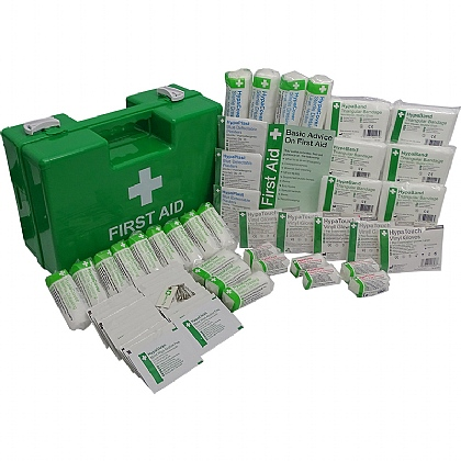 HSE Deluxe 21-50 Persons Catering First Aid Kit