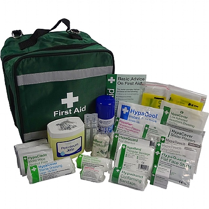 Sports First Aid Kit, Intermediate