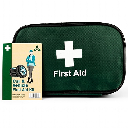 Car & Vehicle First Aid Kit